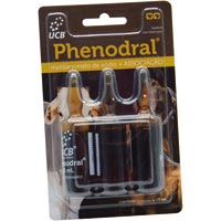 PHENODRAL 15ML UCBVET - Cod.: 100245