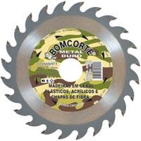DISCO SERRA CIRC 4.3/8 24DT BOMCORTE - Cod.: 100463