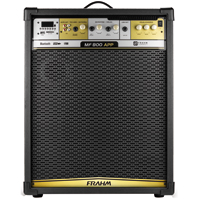 CAIXA SOM AMPLIF MF800 APP 700W BIV FRAHM - Cod.: 100602