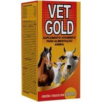 VET GOLD 250ML VETBRAS - Cod.: 101359