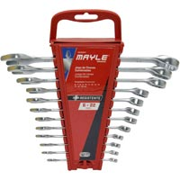 CHAVE COMBINADA JG 12PC MAYLE - Cod.: 102886