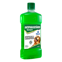 SHAMPOO DUG'S CAES ANTIPULGAS 500ML WORLD PET - Cod.: 103339