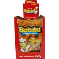 BIFINHO BATUTA SABOR FRANGO 65G FENIX - Cod.: 103640