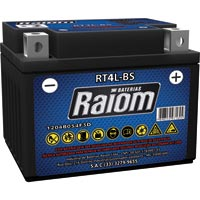BATERIA MOTO 03AH RT4L-BS HT RAIOM - Cod.: 103919