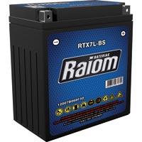 BATERIA MOTO 06AH RTX7L-BS HT RAIOM - Cod.: 104006