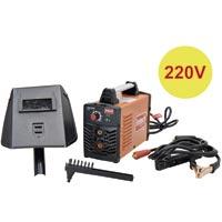 MAQUINA INVERSORA SOLDA 200A 220V INTECH - Cod.: 104342
