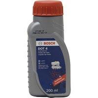 FLUIDO/OLEO FREIO DOT 4 - 200ML BOSCH #N - Cod.: 104801