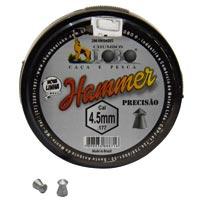 CHUMBINHO ESPING 4,5MM DIABOLO HAMMER C/200 - Cod.: 104802
