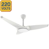 VENT TETO FLOW LED C/ CONTR 220V BCO VENTISOL - Cod.: 106160