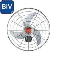 VENT PAREDE 70CM POWER BIV VENTISOL - Cod.: 106161