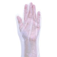 LUVA PLASTICA DESCART VOLK - Cod.: 106231