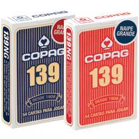 BARALHO 139 NAIPE GDE COPAG - Cod.: 106234
