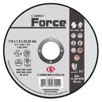 DISCO CORTE FINO 4.1/2X3/64X7/8 CARBOFORCE #N - Cod.: 106885