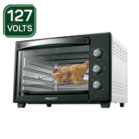 FORNO ELET 48L PLUS 1600W 127V BEST - Cod.: 107103