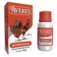 AVEREX ANTIBIOTICO 30G PO VETBRAS - Cod.: 107773