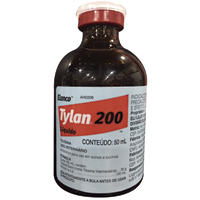 TYLAN 200 INJ 50ML ELANCO - Cod.: 108548