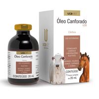 OLEO CANFORADO 20ML UCBVET - Cod.: 108802