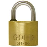 CADEADO 60MM GOLD TETRA #I - Cod.: 109400