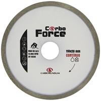 DISCO CORTE DIAMANT CARBORUNDUM CONTINUO - Cod.: 110160