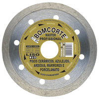 DISCO CORTE DIAMANT BOM CORTE PORCELANATO - Cod.: 111439