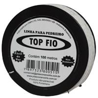 LINHA PEDREIRO TOP FIO 100M TORCIDA PLASCOR - Cod.: 112260