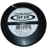 LINHA PEDREIRO TOP FIO 100M LISA PLASCOR - Cod.: 112262