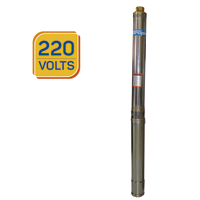 BOMBA SUB 3/18 ELETROPLAS 1CV 220V GARTHEN - Cod.: 112551
