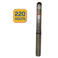 BOMBA SUB 4/13 ELETROPLAS 1.1/2CV 220V GARTHEN - Cod.: 112554