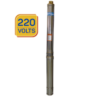 BOMBA SUB 3/21 ELETROPLAS 1.1/2CV 220V GARTHEN - Cod.: 113248