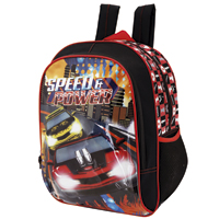 MOCHILA ESCOLAR INFANTIL SPEED ULTIMATE YANGZI - Cod.: 113312