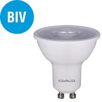 LAMPADA LED DICR 4,9W BIV GU10 LUZ NEUT EMPALUX - Cod.: 113340
