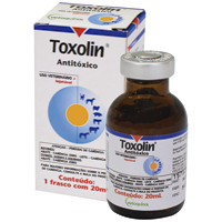 TOXOLIN ANTITOXICO 20ML VETOQUINOL - Cod.: 113619