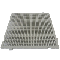 ESTRADO PLAST 3,0X50X50CM BCO DELLAPLAST - Cod.: 113759