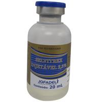 SELVITREX INJ 2,5% 20 ML JOFADEL - Cod.: 114139