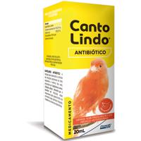 CANTOLINDO ANTIBIOTICO 20ML SIMOES - Cod.: 114791