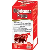DICLOFENACO PRONTO INJ 100ML CALBOS - Cod.: 114868
