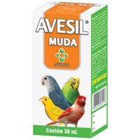 AVESIL MUDA PENA 30ML P/ PASSAROS CALBOS PET - Cod.: 114874