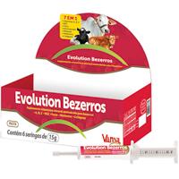 EVOLUTION P/ BEZERROS 15G VANSIL - Cod.: 114966