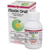 FLOXIN ORAL 20% 100ML VETOQUINOL - Cod.: 115263