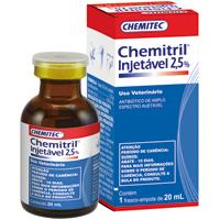 CHEMITRIL INJ 2,5% 20ML CHEMITEC - Cod.: 115406