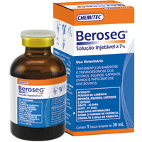 BEROSEG SOLUCAO INJ 7% 30ML CHEMITEC - Cod.: 115423