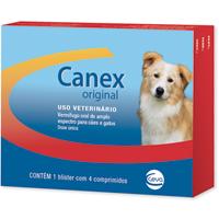 CANEX ORIGINAL C/4 COMPRIM CEVA - Cod.: 115499