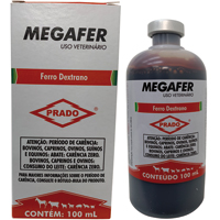 MEGAFER 100ML PRADO - Cod.: 115581