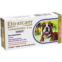 ELO-XICAM C/10 COMPRIM 2,0MG CHEMITEC - Cod.: 115659