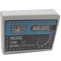 ANZOL MARUSEIGO N12 C/100 MARINE SPORTS - Cod.: 116147