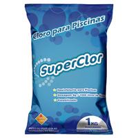 CLORO PISCINA SUPERCLOR 1KG CLOR UP #N - Cod.: 116381