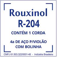 CORDA VIOLAO ENCAPADA RE R204 ROUXINOL - Cod.: 116427