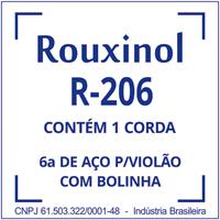 CORDA VIOLAO ENCAPADA MI R206 ROUXINOL - Cod.: 116429
