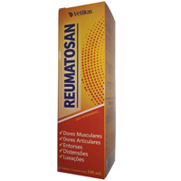 REUMATOSAN SPRAY 100ML VETBRAS - Cod.: 116431