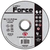 DISCO CORTE FINO 7X1,6X7/8 CARBOFORCE #N - Cod.: 116537